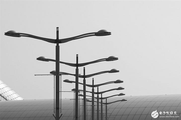 智慧路灯项目,为城市节省资源投入