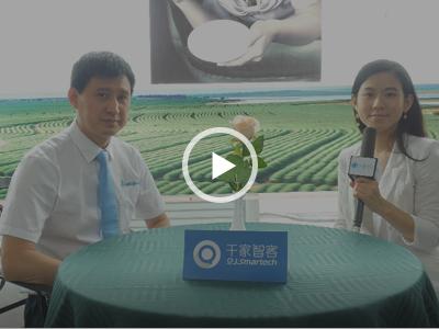 台达集团中达电通产品总监赵国超