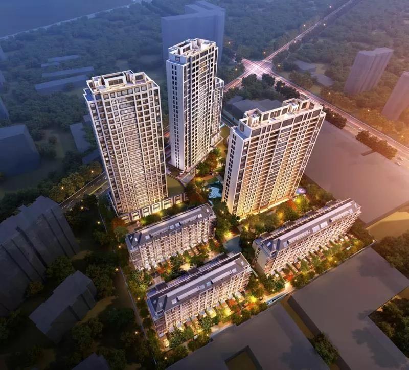 上海虹口地王·新城金茂府,艾特智能家居助力打造千萬精品科技住宅!