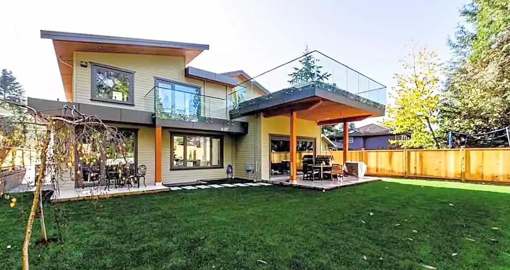 HDL智能家居系統應用案例:加拿大溫哥華三層別墅住宅