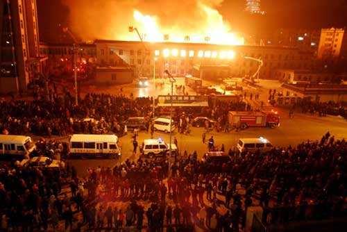 智慧消防物联网,织就火灾防护网