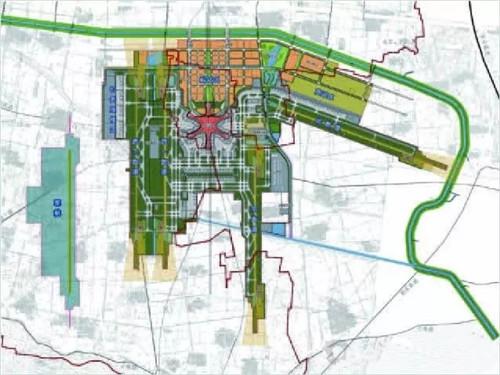 (四)综合交通规划大兴机场作为京津冀协同发展中交通先行,民航率先