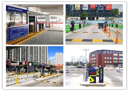 眾志成城 ▏科拓無人收費停車場解決方案助力社會復工穩產