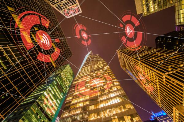 智能建筑的未来是蓝牙网状网络吗?