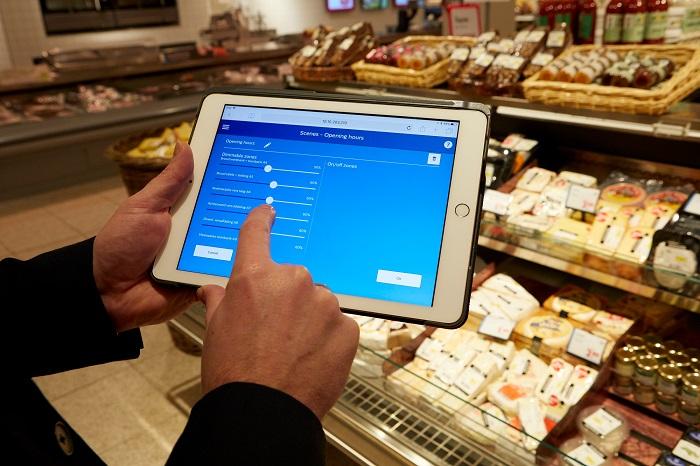 昕诺飞智能互联照明系统帮助玛莎百货高效运营