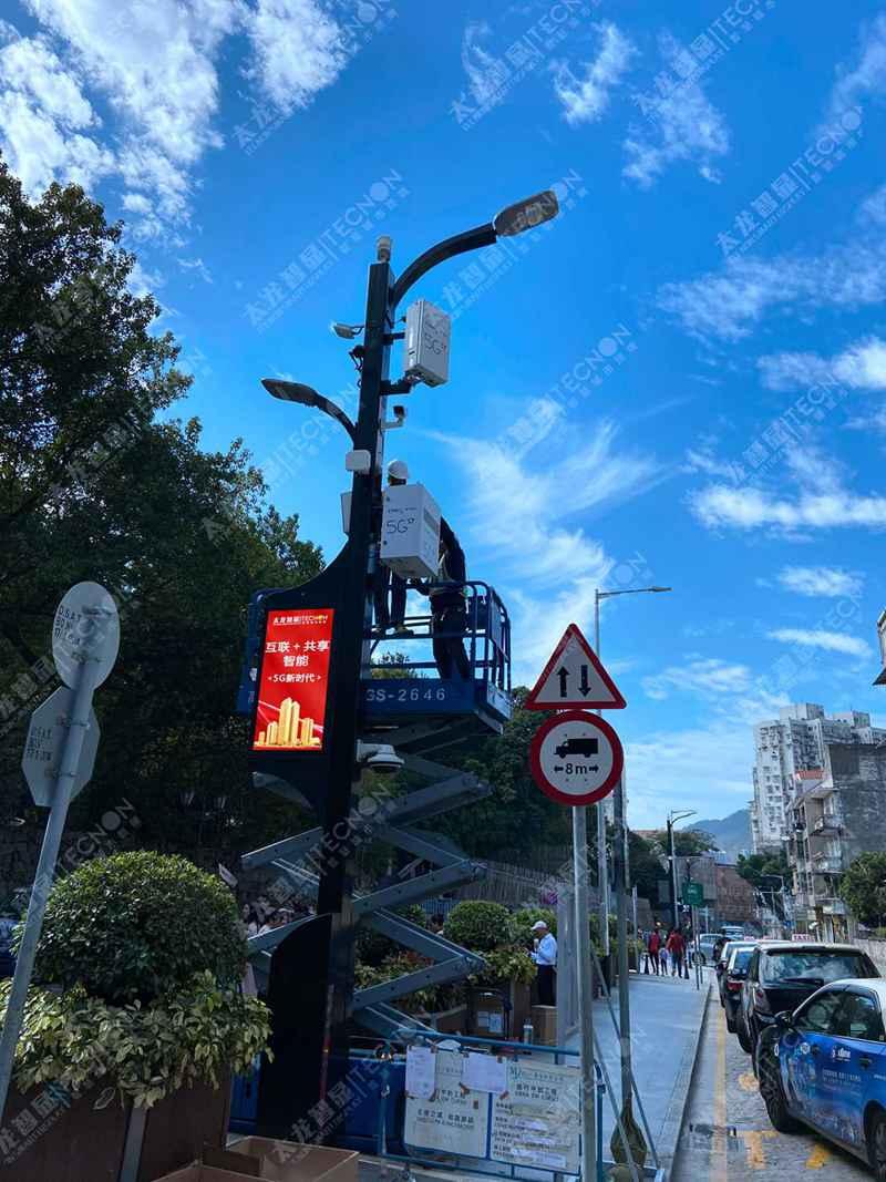 智慧城市运营LED显示屏让智慧理想照进现实收回成本