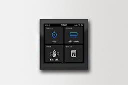 Omicon 4寸智能全面屏面板