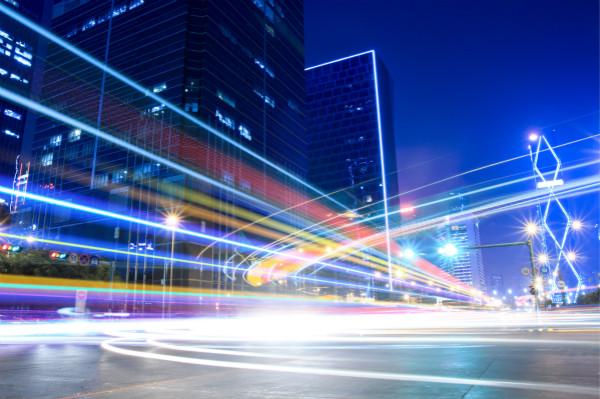 智慧路灯将助力城市未来发展