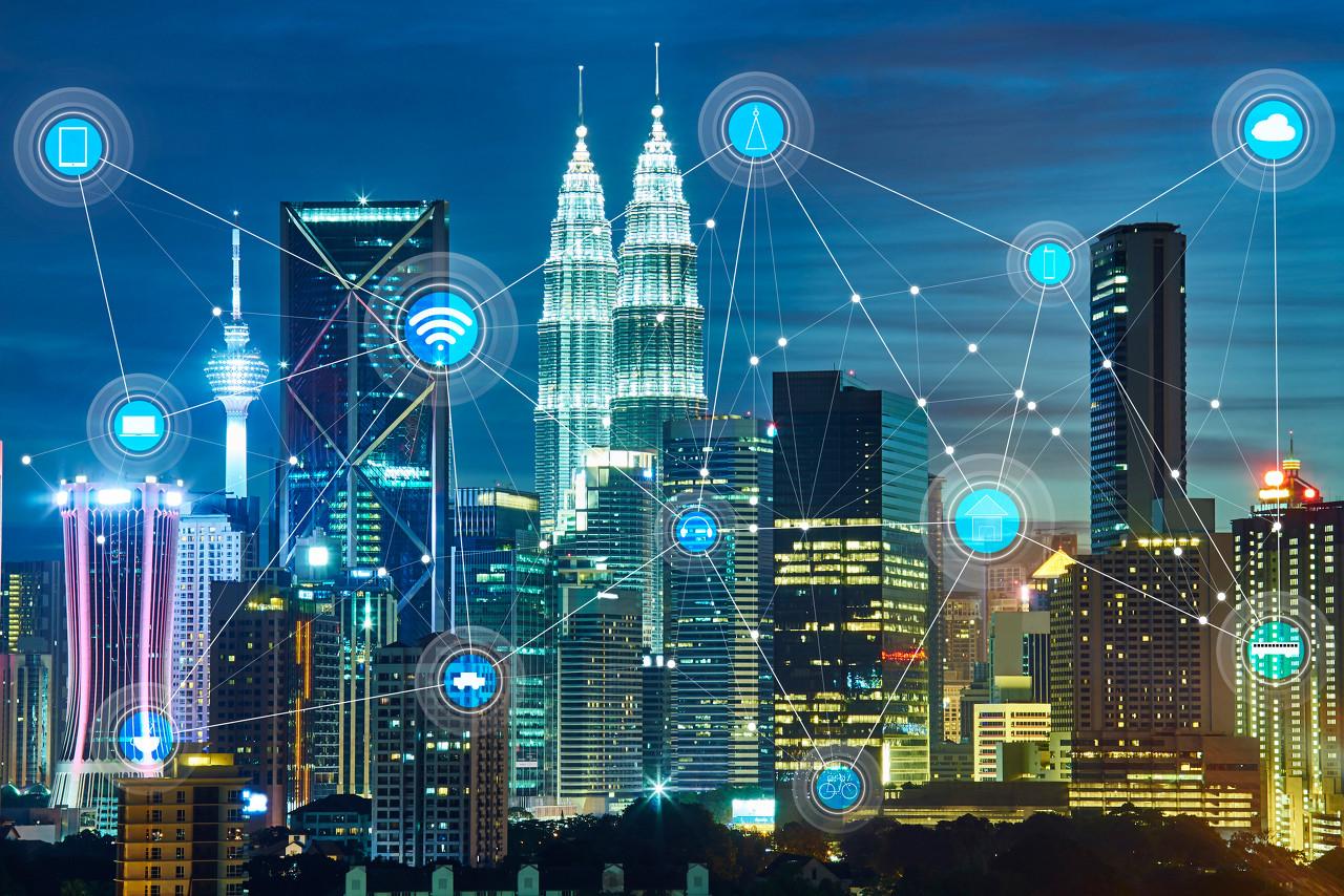 智慧城市的互联未来始于智慧建筑
