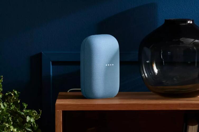 全新Google Home智能音箱正式揭晓