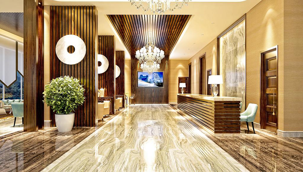 5大酒店入住场景,带你深度了解智慧酒店