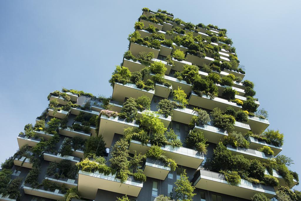 智能建筑的可持续发展始于自动化技术