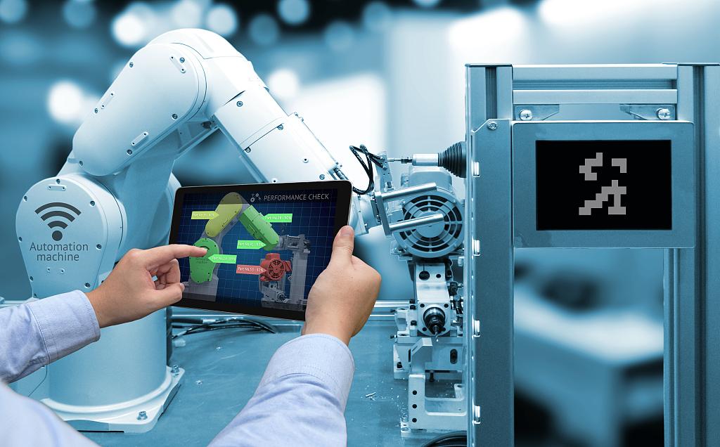 加速数字化转型,5G赋能下一代新型工业制造