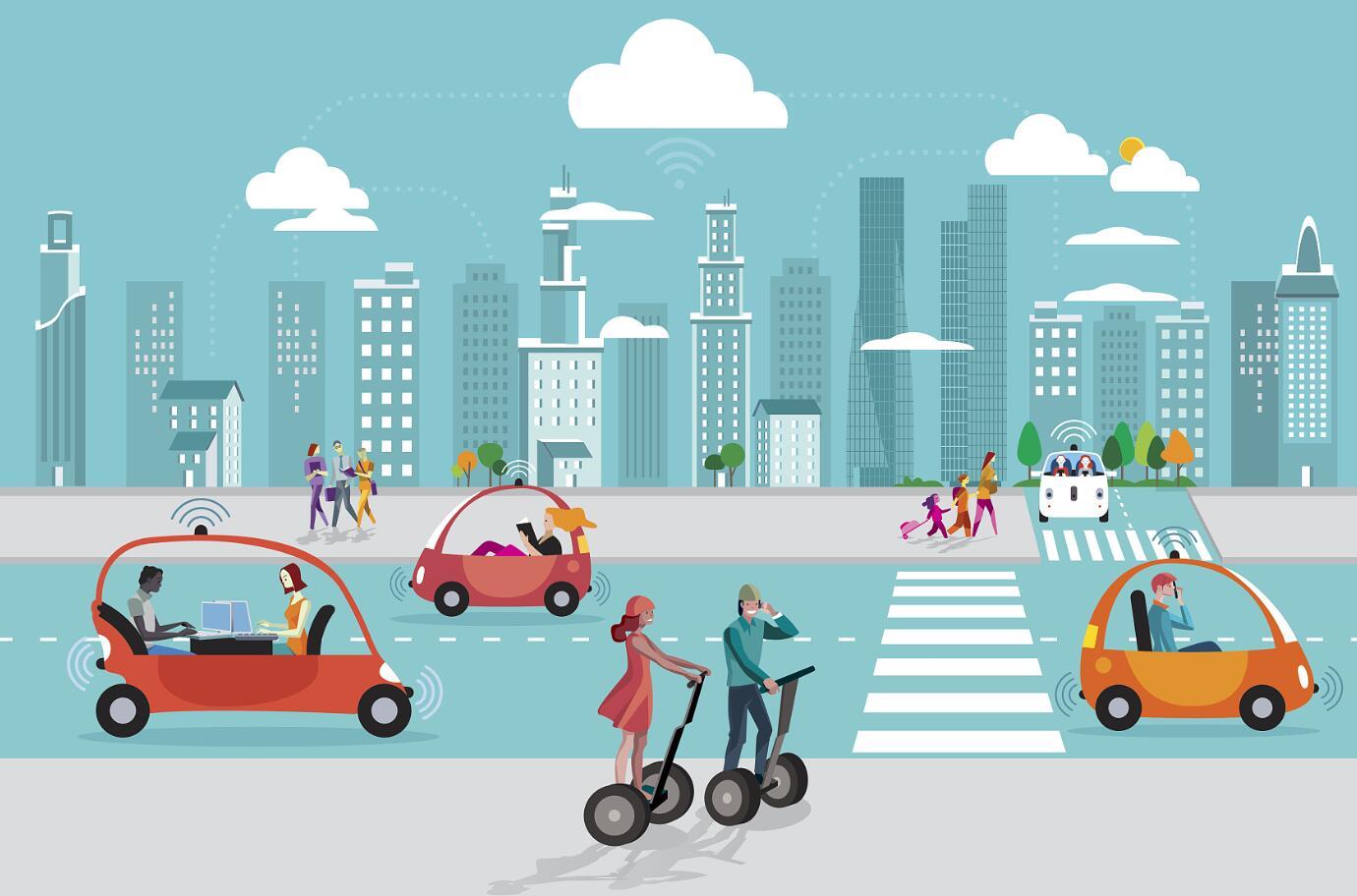 大流行表明,智慧城市的意义不仅仅在于技术