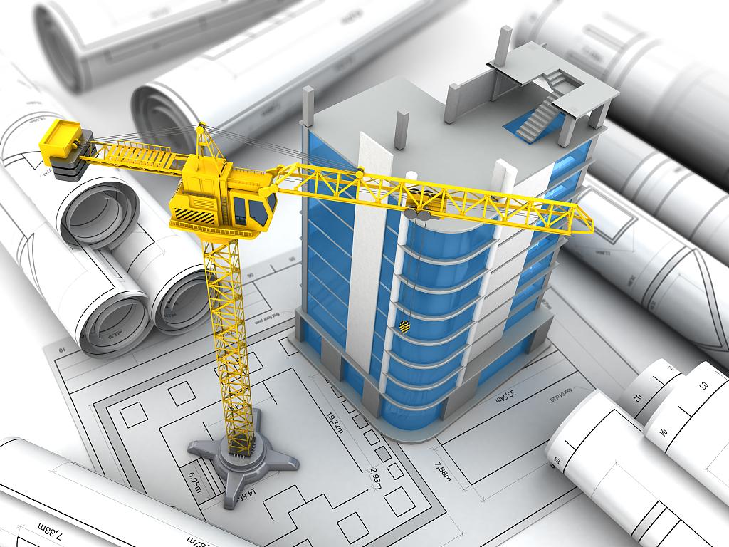 利用人工智能监测建筑工地的活动