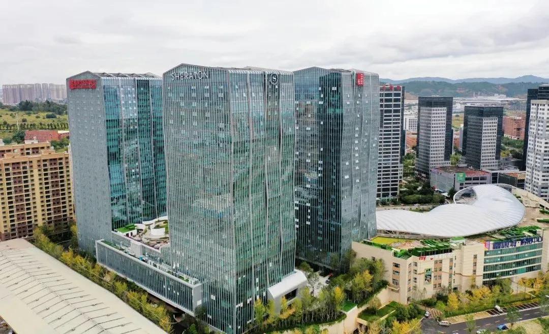 万豪集团大中华区2020年最大的酒店项目采用HDL智能解决方案