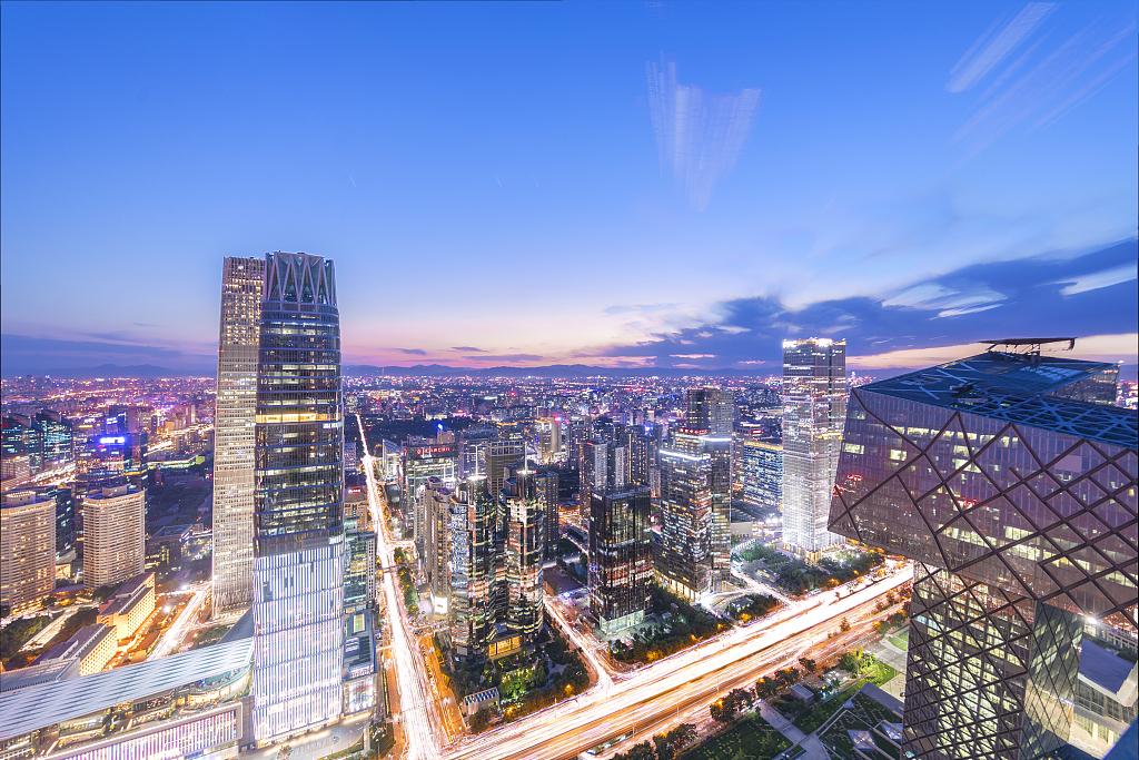 """北京的""""未来"""":""""智能+5G""""产业是关键?"""