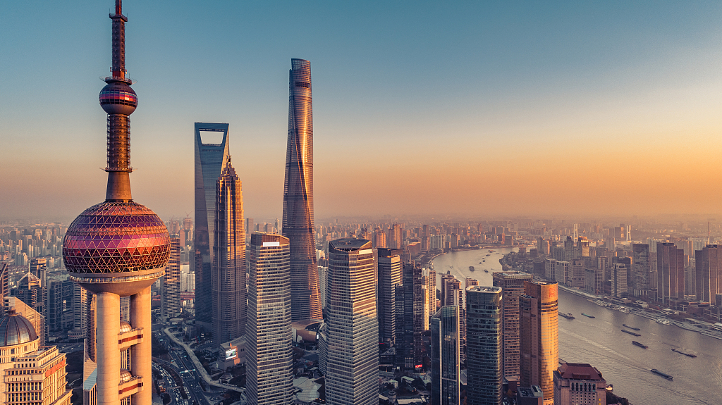"""智慧城市建设,上海从这些领域搞""""大事"""""""