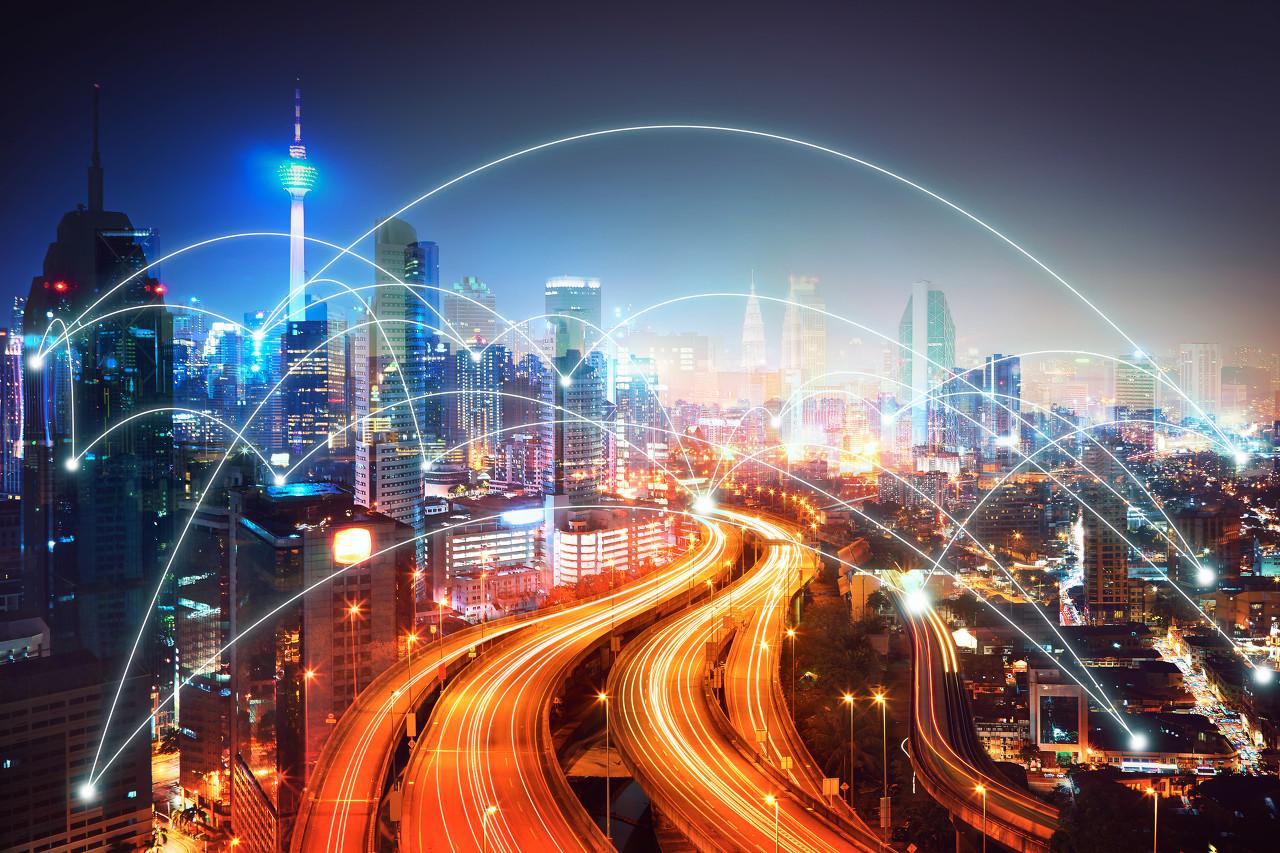 在数据传输方面,5G仅仅是个开始