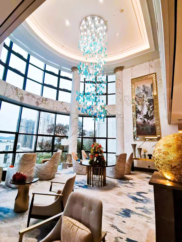 理想的GVS智能照明体验,就在汕头迎宾花园酒店