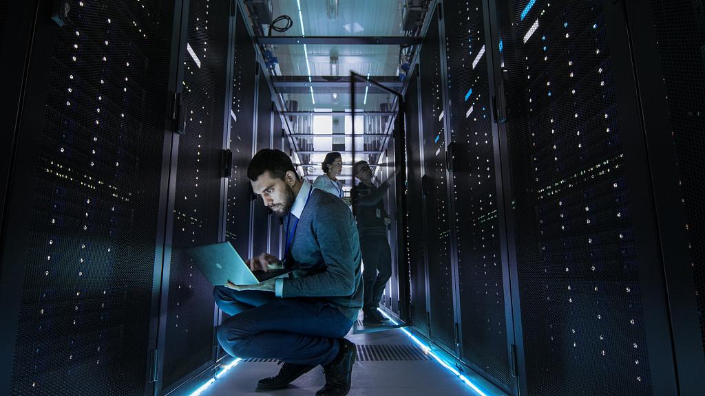 大流行后的数据中心非接触式技术
