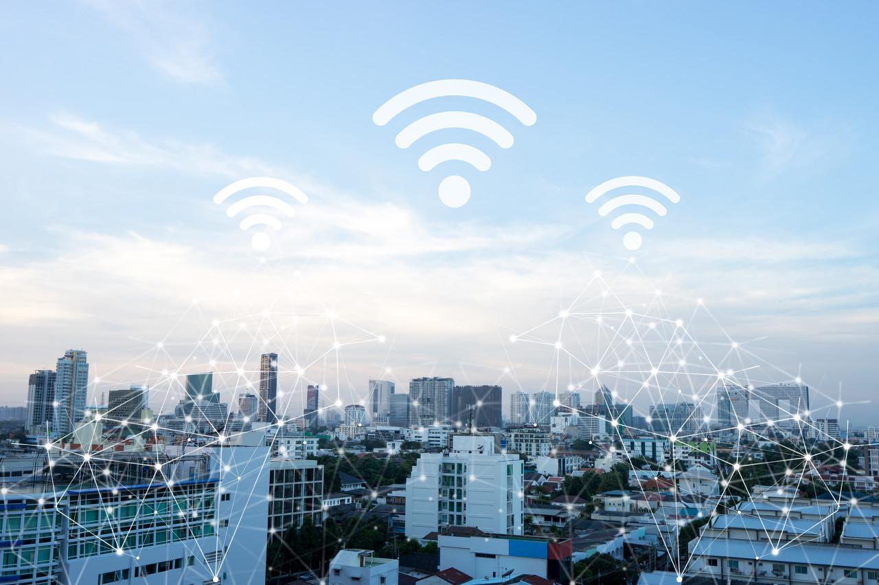 未来的网络基础设施是智能化的