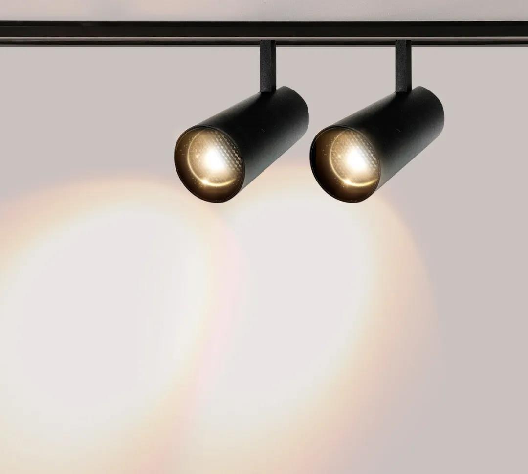 三翼鸟智慧照明[探光者]磁吸轨道灯:光域美学 近在咫尺