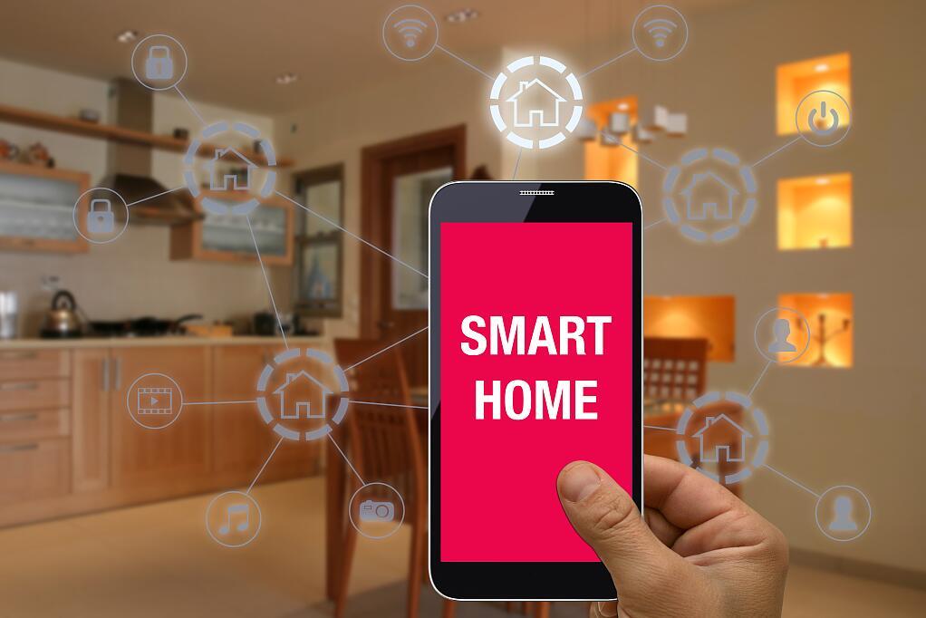 市场预测:2027年中国智能家居市场将达482亿美元