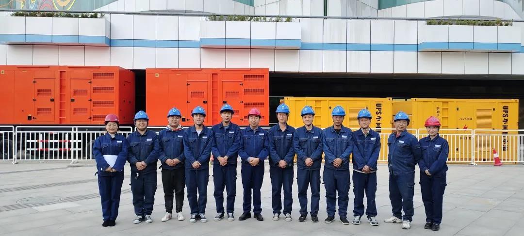 安捷物联供电设备升级改造,护航第十四届全运会