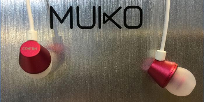 MUKO耳机 LB808